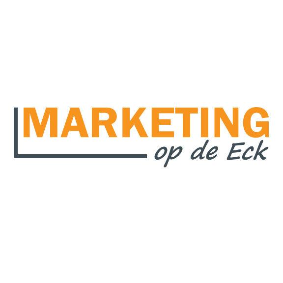 Marketing op de Eck Icon